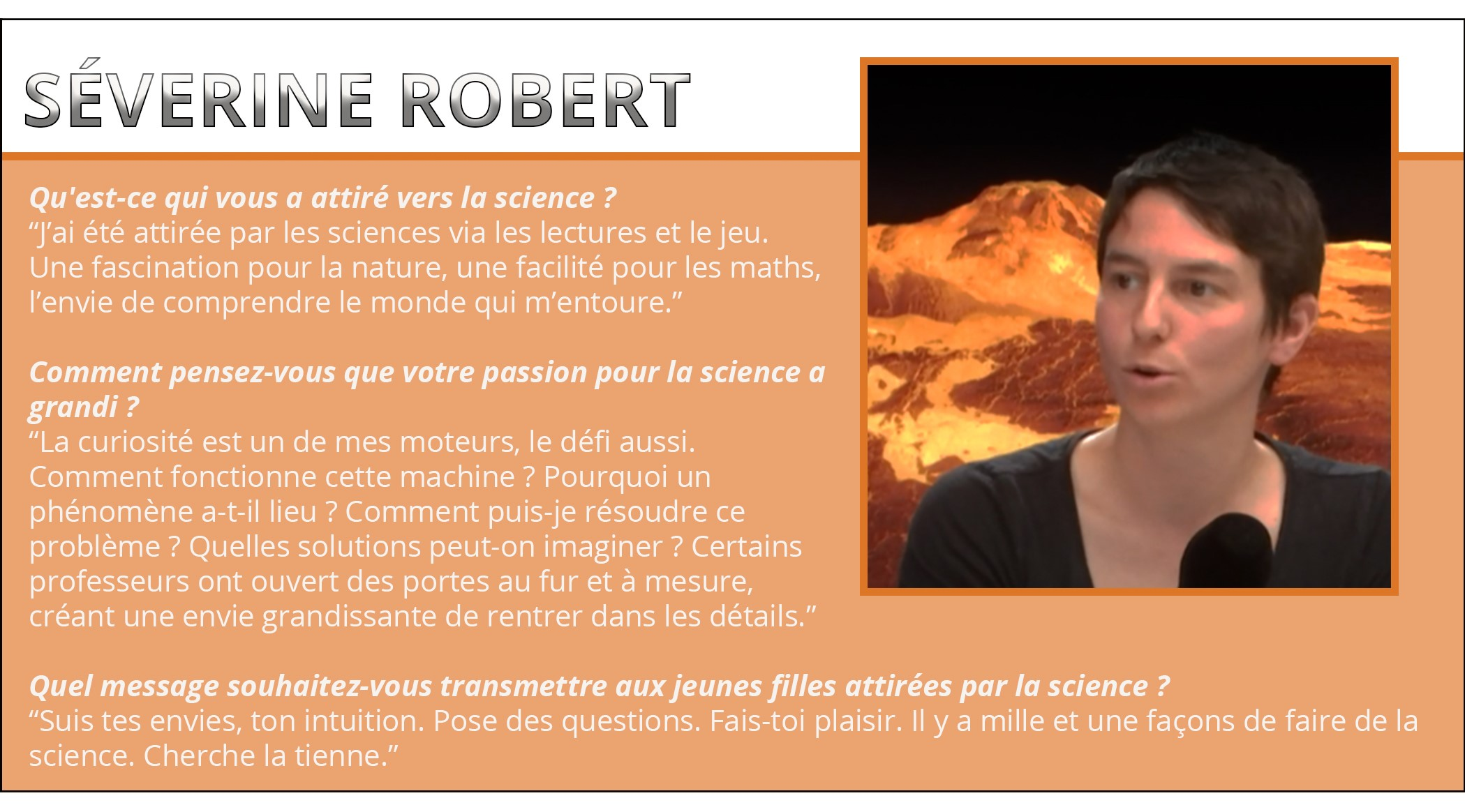 Severine Robert