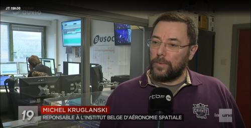 Michel Kruglanski interview